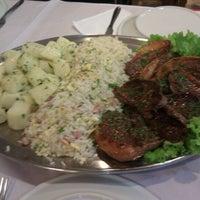 Photo taken at Restaurante e Pizzaria Dema Joe by Cheng Y. on 11/24/2011
