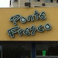 Photo taken at Ponte Fresco by Ruben G. on 9/19/2011