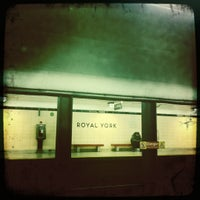 Royal York Subway Station Metro Station In The Kingsway