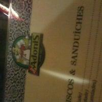 Photo taken at Bar Adonis by Bruno R. on 4/1/2012