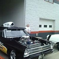 Photo taken at Classic Car Wash by Paula G. on 9/1/2012