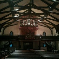 Photo taken at Trinity Episcopal Church by Alex D. on 10/21/2011