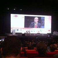 Photo taken at Centre international de congrès de Tours by Christophe B. on 11/17/2011