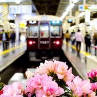 11/23/2011にdobreranok1669が阪急 梅田駅 (HK01)で撮った写真