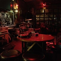 Photo taken at Handlebar Bar and Grill by Atticus K. on 1/4/2012