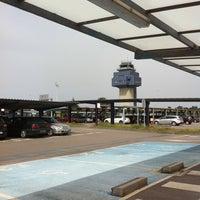 Photo taken at Aeropuerto de Santander - Seve Ballesteros by Mónica R. on 6/27/2012