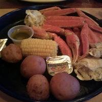 Photo taken at Crab Trap by Jennifer💋 B. on 8/21/2012