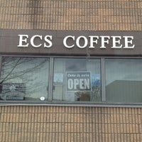 Photo taken at ECS Coffee Inc. Head Office by Steve F. on 3/28/2012