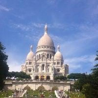 Photo prise au Square Louise Michel par Tata P. le7/18/2012