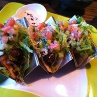 Photo taken at Oaxaca Kitchen by Jackie E. on 4/17/2012