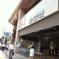 Photo taken at JR Ōimachi Station by Koichiro Y. on 8/12/2012
