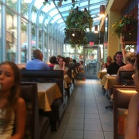 Photo taken at Gondolier Pizza by Mert on 8/15/2012
