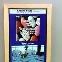 Photo taken at Kansas State University Olathe by Larry H. on 5/16/2012