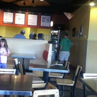 Photo taken at Qdoba Mexican Grill by Fixie N. on 6/16/2012