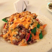 Photo taken at BarraN' Tea Jazz Restaurant Lounge by BarraN Tea Jazz on 9/10/2012
