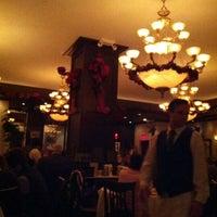 Photo taken at AJ Maxwell's Steakhouse by Katherine K. on 12/24/2011