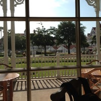 Photo taken at Grand Floridian Cafe by Matt P. on 6/13/2012