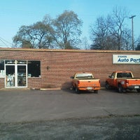 Photo taken at Fisher Auto Parts by Sean D. on 11/2/2011