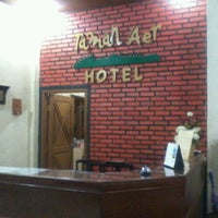 Photo taken at Hotel Taman Aer by Seegeed D. on 9/10/2012