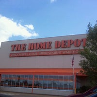 Photo taken at The Home Depot by Alex Y. on 8/20/2011