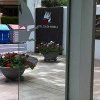 Foto tomada en Hotel Colon Rambla Tenerife por Josue F. el 4/18/2012