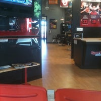 Photo taken at Sport Clips Haircuts of Coppell by Ron S. on 9/23/2011