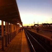 Photo taken at LIRR - Ronkonkoma Station by Mark E. on 9/10/2012