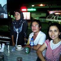 Photo taken at Grand Coffee Corner by n'noi n. on 10/24/2011