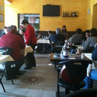 Photo taken at Pizzeria Da Sabrina by Claudio B. on 3/4/2011