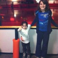 Photo taken at Aurora Skate Center by Jennifer R. on 1/3/2012