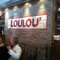 Photo taken at Loulou' Friendly Diner by Marine B. on 1/15/2011