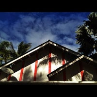 Photo taken at Pondok hexa ujung genteng by Gyaista S. on 6/3/2012