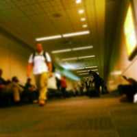 Photo taken at Gate B88 by Maggie M. on 12/22/2011