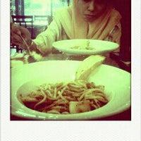 Photo taken at Taste Restaurant by d_yanz on 1/26/2012
