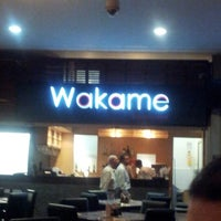 Photo taken at Wakame by Lina M. on 7/14/2012