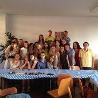 Photo taken at Studentenstadt Freimann (StuSta) by Markus S. L. on 8/22/2012