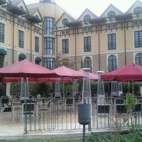 Photo taken at Hotel Villa de Laguardia by Grapesland G. on 6/1/2012