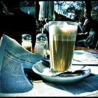 Das Foto wurde bei Parkcafé Berlin von Özge O. am 3/24/2012 aufgenommen