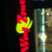 Photo taken at Wing Zone by David V. on 5/16/2012