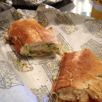 Photo taken at Which Wich? Superior Sandwiches by Steven M. on 2/10/2012