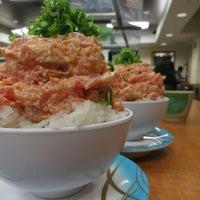 Photo taken at KuruKuru Sushi - Kahala Mall by Chuco T. on 5/5/2012