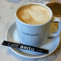 Photo taken at Café Aalto by mallowe on 5/5/2012
