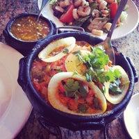 Photo taken at Muqueca Restaurant by Gloria C. on 7/24/2012