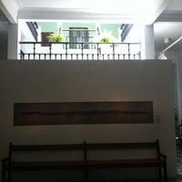 Photo taken at Museu de Arte da Bahia by Cintia P. on 1/27/2012