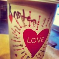 Photo taken at Starbucks by Kristen S. on 3/5/2012