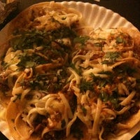 Photo taken at Tacos Mi Rancho by Maria R. on 2/10/2011