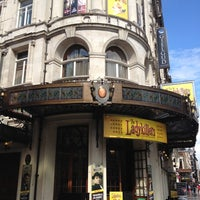 Photo taken at Gielgud Theatre by Emma B. on 4/13/2012