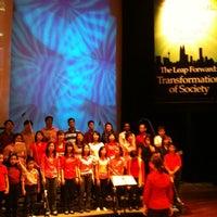 Photo taken at Damansara Utama Methodist Church (Dream Centre) by Siu Fai C. on 12/31/2010