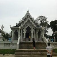 Photo taken at Wat Kaew Korawaram by Waralee P. on 7/30/2011