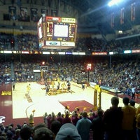 Photo taken at Williams Arena by Tom W. on 11/12/2011